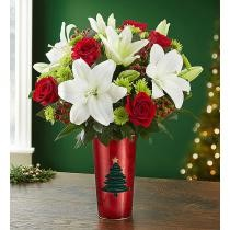 $5 off Holiday Celebration Bouquet