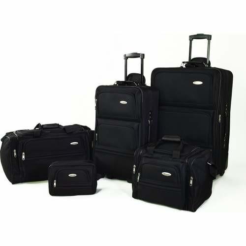 5-Piece Samsonite Nested Luggage Set $99 + free s/h