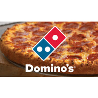 $50 Domino's® Pizza Gift Card for $40