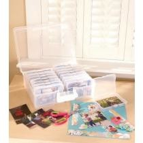 50% off 1,600-Photo Organizer Cases