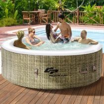 $50 off 6-Person Inflatable Hot Tub + Free Shipping