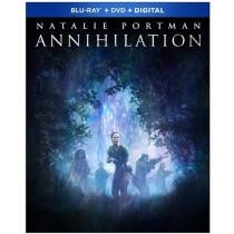50% off Annihilation Blu-ray
