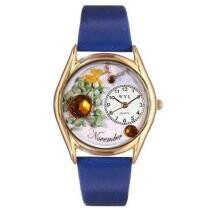50% off Birthstone Jewelry: November Birthstone Watch