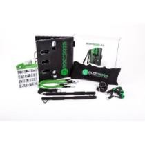 50% off BodyBoss Portable Gym 2.0 - Green, Full Bundle Package
