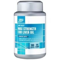 50% off Boots Cod Liver Oil High Strength