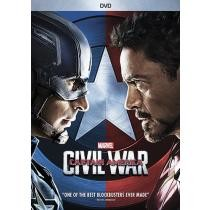 50% off Captain America: Civil War DVD