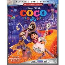 50% off Coco Blu-ray