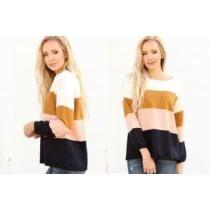 50% off Color Block Sweater