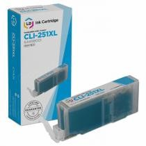 50% off Compatible Canon Ink Cartridge w/ Smart Chip