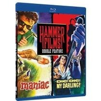 50% off Hammer Films Double Feature Blu-ray