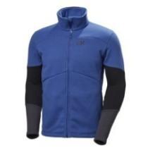 50% off Helly Hansen Men's EQ Black Midlayer Jacket