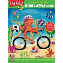 50% off Highlights Hidden Pictures Let's Play Book Club