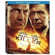 50% off Hunter Killer Blu-ray