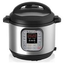 50% off Instant Pot 6-Qt 7-in-1 Multi-Use Programmable Pressure Cooker + Free Shipping