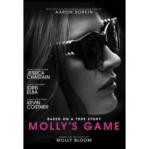 50% off Molly's Game DVD