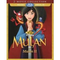 50% off Mulan & Mulan II: 2-Movie Collection Blu-ray