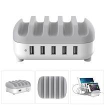 50% off ORICO DUK-5P Smart 10W 5-port USB Charging Dock