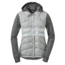 50% off Outdoor Research Women's laza Down Jacket