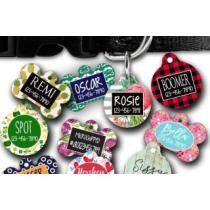 50% off Personalized Pet Tags
