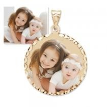 50% off Photo Necklace