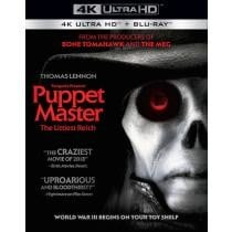 50% off Puppet Master: The Littlest Reich 4k Ultra HD