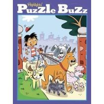 50% off Puzzle Buzz Book Club + Free Shipping