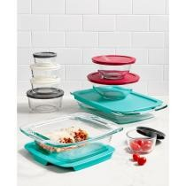 50% off Pyrex 18 Piece Set