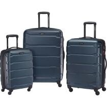50% off Samsonite Omni PC 3-Piece Spinner Luggage Set + Free Shipping