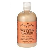 50% off SheaMoisture Coconut & Hibiscus Curl & Shine Shampoo