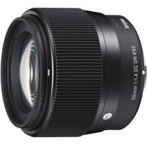 $50 off Sigma 56mm f/1.4 DC DN Contemporary Lens for Sony E + Free SanDisk Extreme PRO 64GB Memory Card