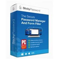 50% off Sticky Password Premium: 1-Year Subscription $12.99