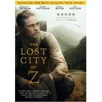 50% off The Lost City of Z DVD