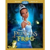 50% off The Princess and the Frog Blu-ray