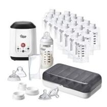 50% off Tommee Tippee Pump & Go Complete Starter Set + Free Shipping