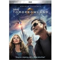 50% off Tomorrowland DVD