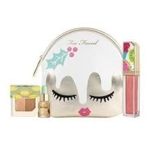 50% off Too Faced Limited-Edition Tutti Frutti Christmas Fruit Cake Makeup Collection