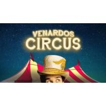 50% off Venardos Circus Tickets
