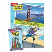 50% off Which Way USA Book Club + Free Gift