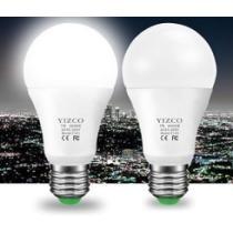 50% off YIZCO Dusk to Dawn Light Bulb Led Outdoor Lighting Sensor Bulbs
