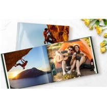 51% off 2 x Photo Books Hard Cover - 20 Pages