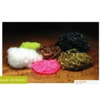 51% off Hareline Cactus Chenille Large Bright Green