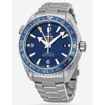 51% off Omega Planet Ocean GMT Automatic 600M Blue Dial Titanium Men's Watch