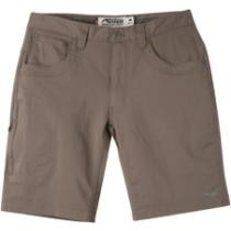 "51% off Slim Fit Men's 10"" Inseam Mountain Khakis Commuter Shorts"