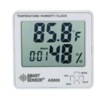 51% off Smart Sensor AS808 Digital Hygrometer w/ Calendar + Free Shipping