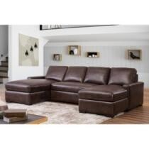 52% off Rochester 3-Piece Sectional Sofa