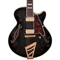 53% off D'Angelico Excel Series SS Semi-Hollowbody Electric Guitar w/ Stairstep Tailpiece