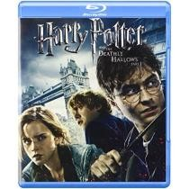 53% off Harry Potter and the Deathly Hallows, Part 1 & 2 Blu-ray