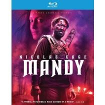 53% off Mandy Blu-ray