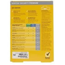 53% off Norton Security Premium Software 2 Year Subscription for 10 Devices