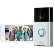 53% off Ring Wi-Fi Enabled Video Doorbell Works w/ Alexa